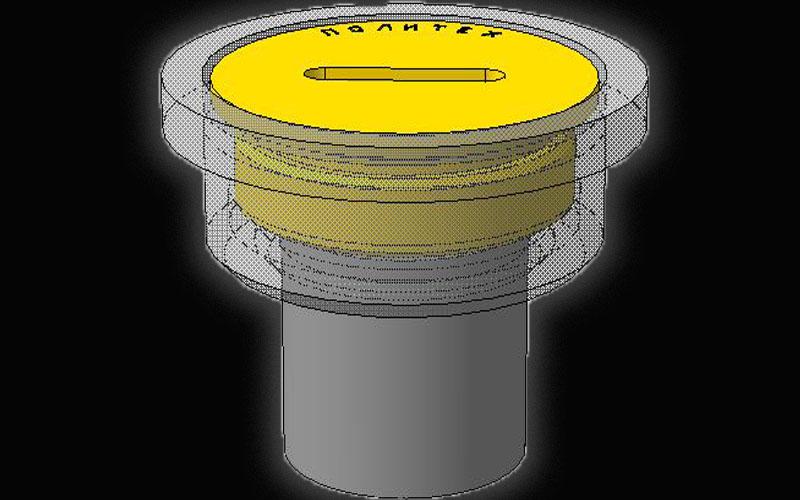 Втулки палубные наливные и измерительные 597-03*