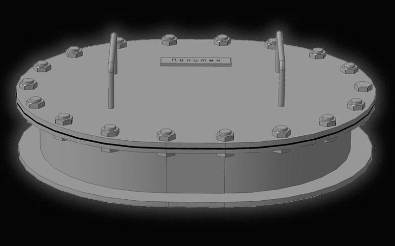 Горловины 263-01. судковое оборудование